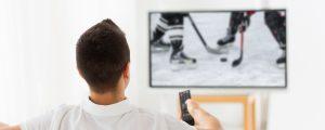 Gdzie oglądać hokej na lodzie?