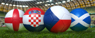 Grupa D – Anglia triumfuje, Chorwacja nabiera tempa