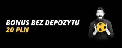 Promocje w LV BET: Bonus bez depozytu 20 PLN