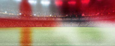 Eliminacje MŚ 2022 w piłce nożnej : Anglia – Polska