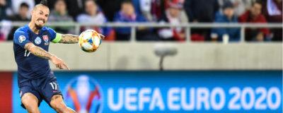 Euro 2020: Kadra Słowacji. Wielu znajomych z Ekstraklasy