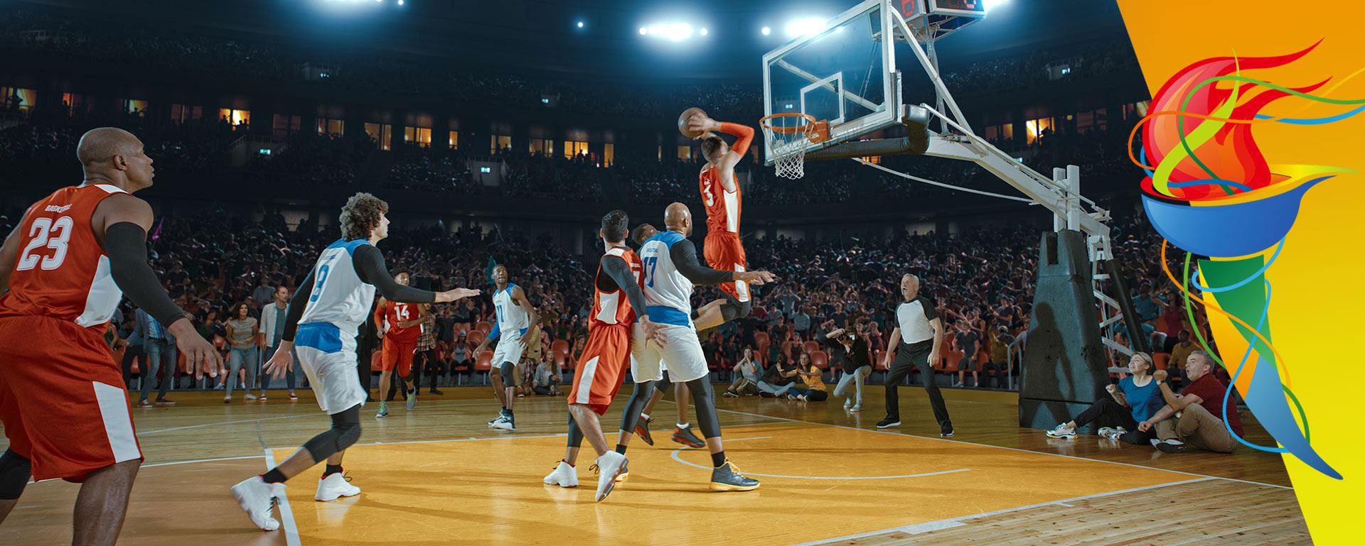 Turniej olimpijski w koszykówce mężczyzn