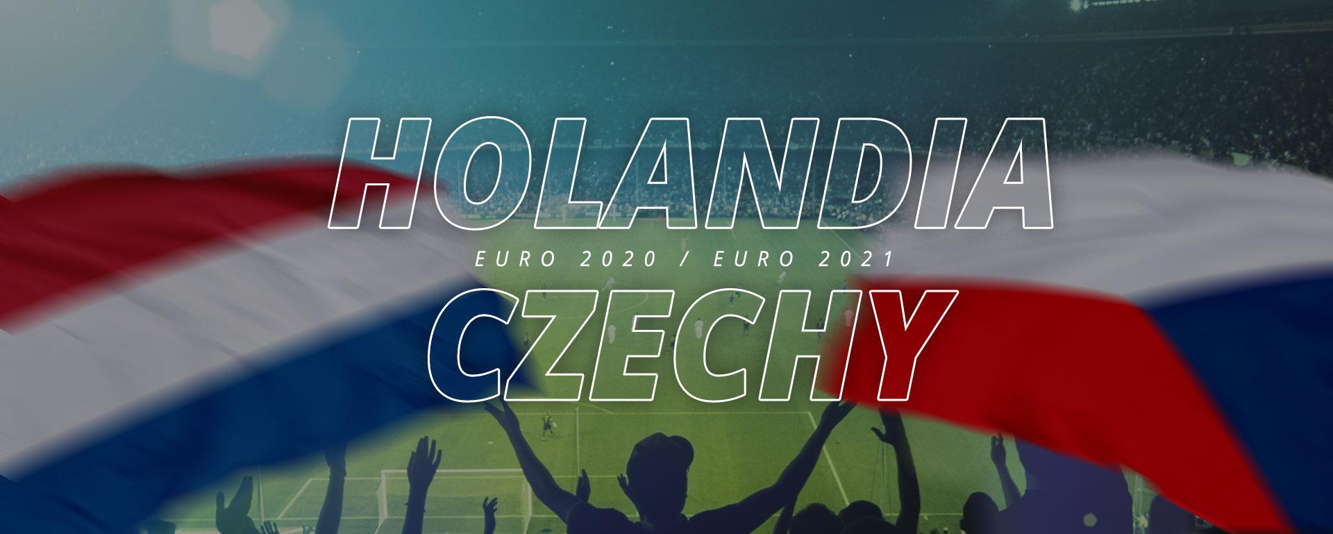 Holandia – Czechy | 1/8 finału Euro 2020 / Euro 2021