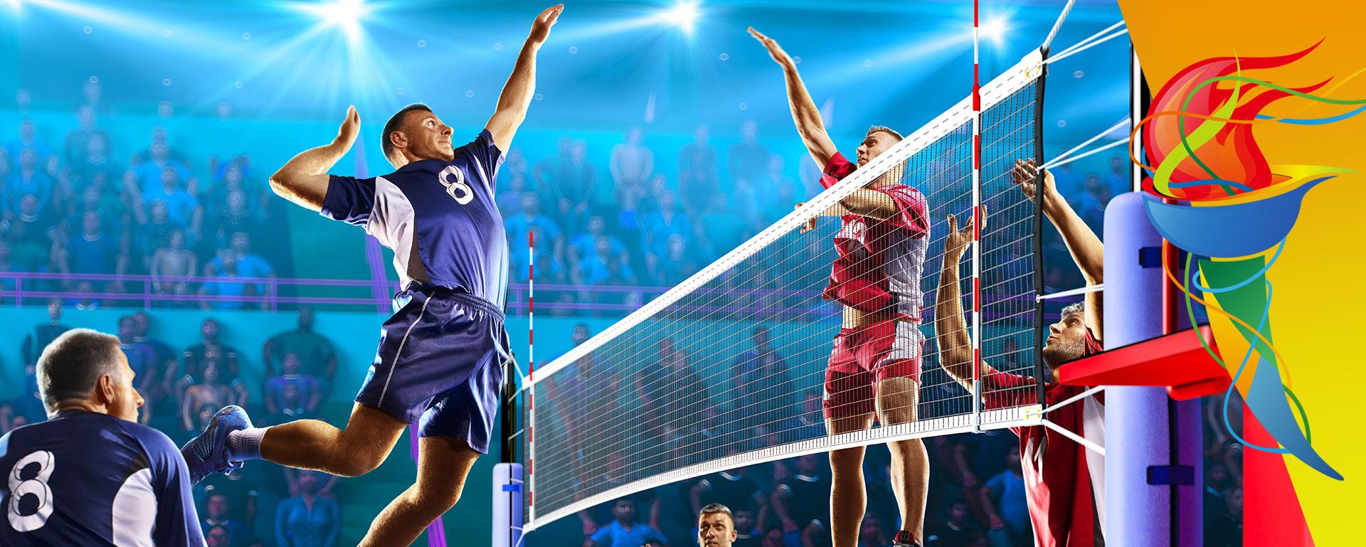 Turniej olimpijski w siatkówce mężczyzn