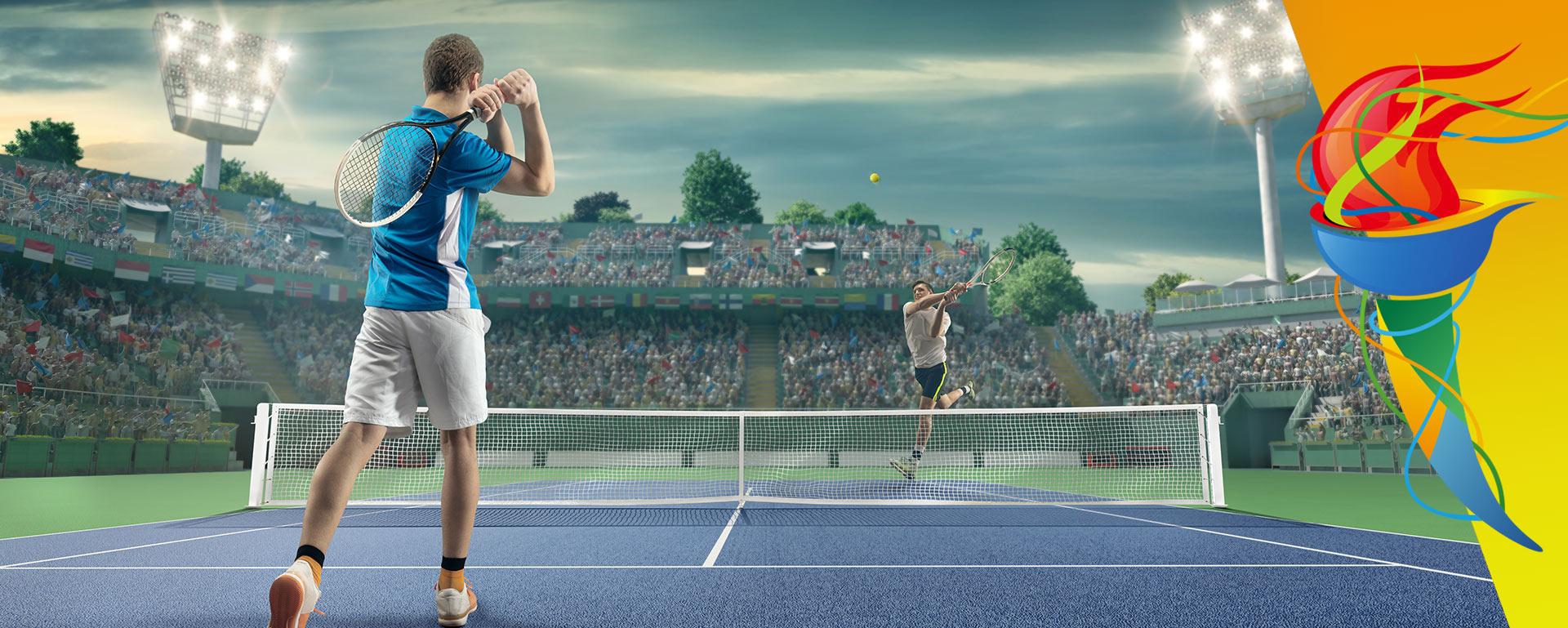 Dowiedz się wszystkiego o turniejach tenisowych w czasie Olimpiady w Tokio!