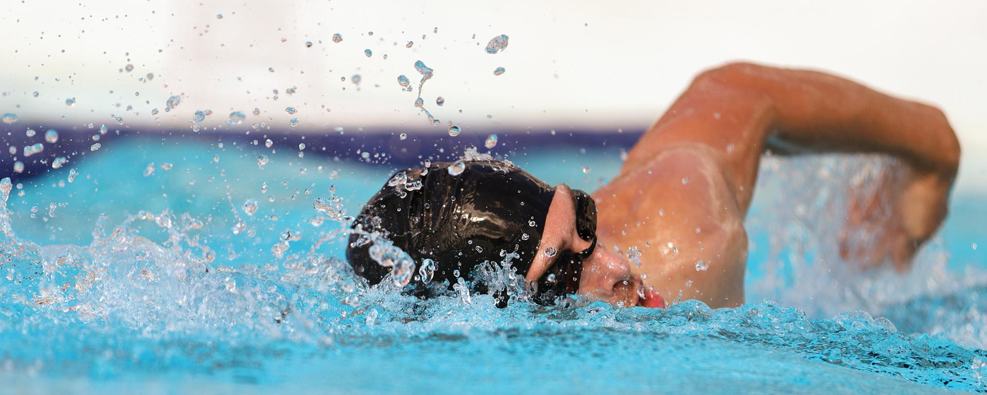 Pływanie na Letnich Igrzyskach Olimpijskich 2020