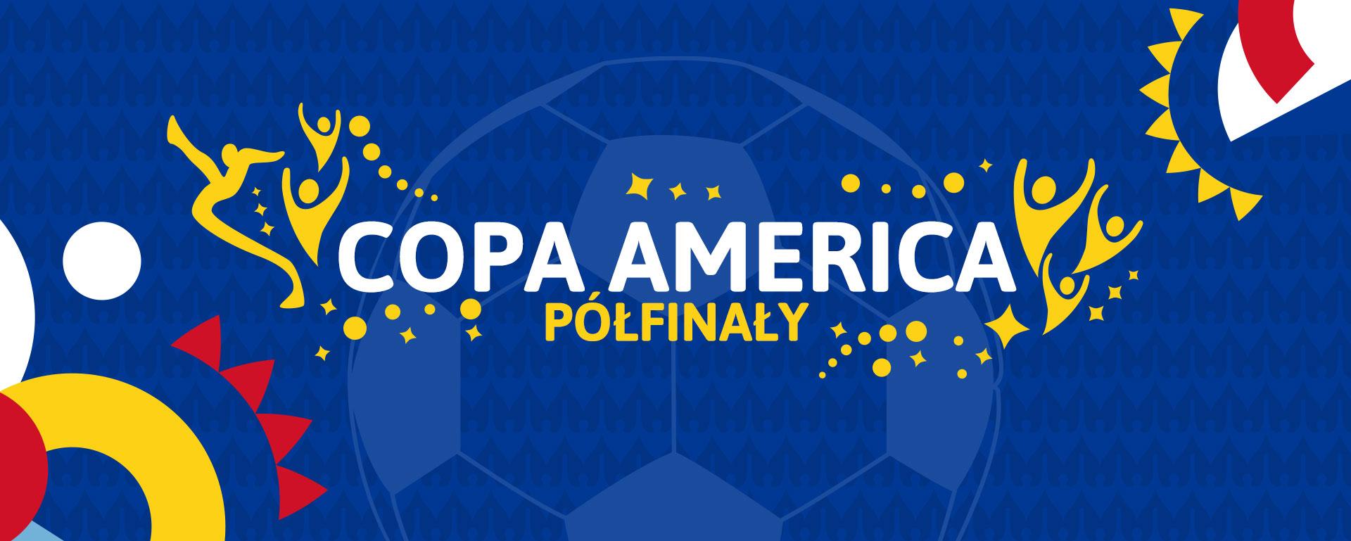 Półfinały Copa America