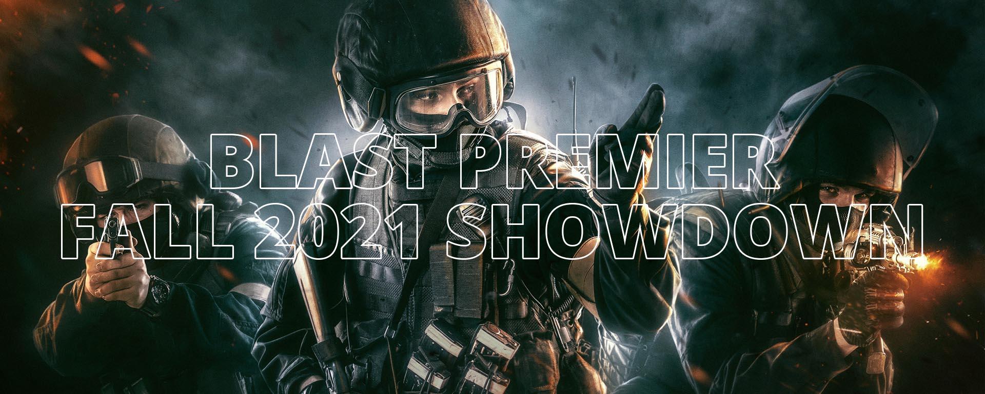 Blast Premier: Fall Showdown 2021