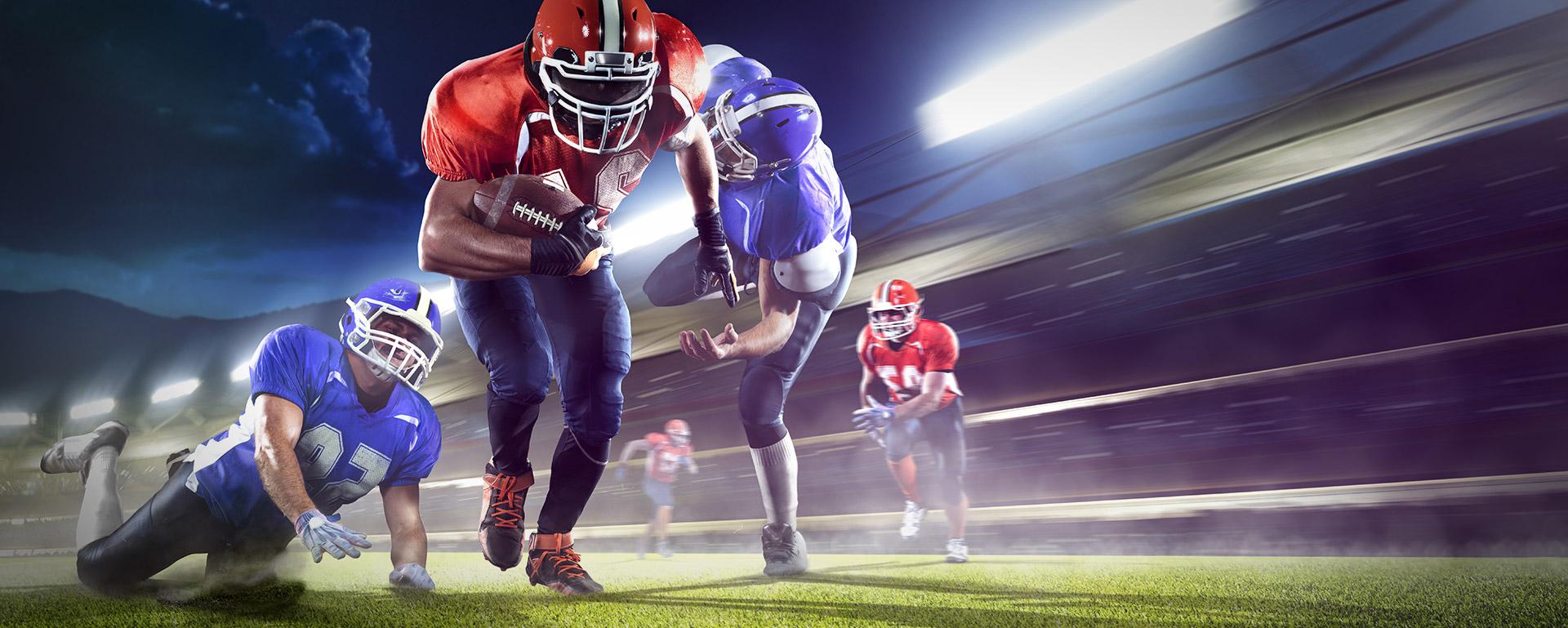 Rozpoczęcie sezonu NFL